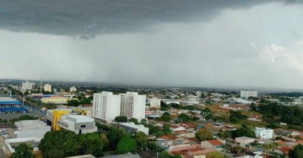 Meteorologia: Goiás pode ter chuva no dia 17 deste mês, diz previsão